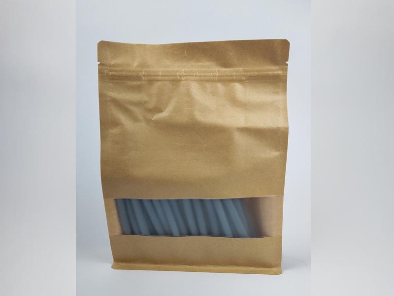 Ống hút gạo phi 12mm, dài 20cm, gói 30 ống (thùng 50 gói)