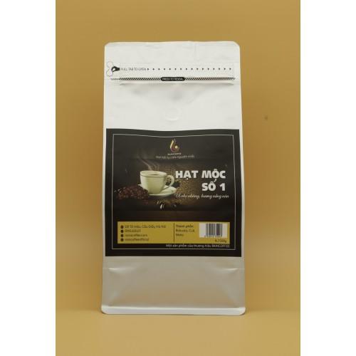 Cà phê bột RainCoffee - Gu Mộc 1, gói 1kg (Set 20 gói)